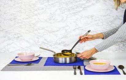 organización de procesos de cocina